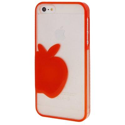 cover iphone 5 con mela