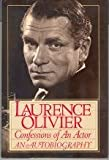 Confessions of an Actor, Laurence Olivier, 0671417010