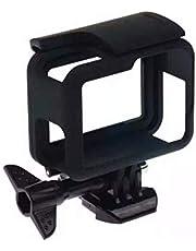 Plastic Protective Standard Border Frame Case for Gopro hero5 hero 5 black Action Camera