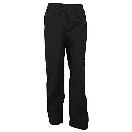 Portwest - Sur-pantalon léger et imperméable - Homme (S) (Noir)