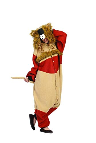 RG Costumes Harley Hampster Adult Costume One -