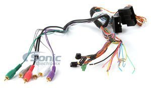 idataLink HRN-RR-FO2 Maestro Plug and Play ADS-MRR T-Harness for Select Ford Vehicles w/ My Ford Radio