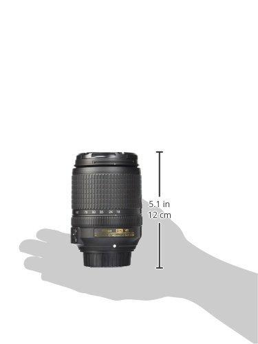 Nikon AF-S DX Nikkor 18-140mm F/3.5-5.6 G ED VR Zoom Lens for Nikon DSLR Camera