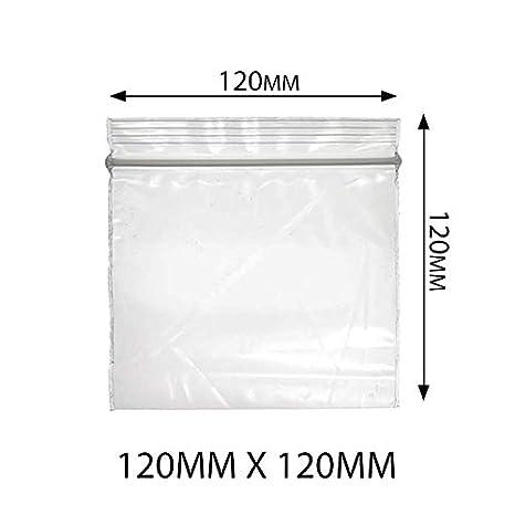 Bolsas de plástico autoadhesivas de 120 x 120 mm ...