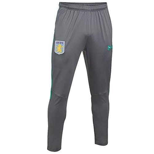 2017-2018 Aston Villa Training Pants (Cadet) Aston Villa Training