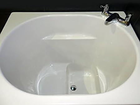 japanese deep soaking tub uk. The Bengoi Bath  Japanese Deep Soaking Tub Amazon co uk Kitchen