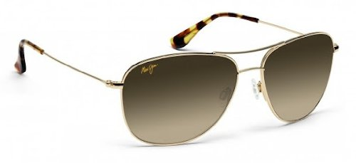 Maui Jim Cliff Gold HS247-16