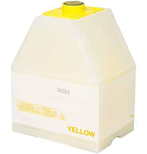 Ricoh 885373 Type 105 Yellow Toner - Toner Yellow Cl7000
