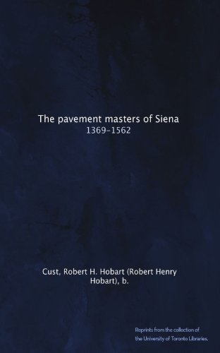 The pavement masters of Siena: ()