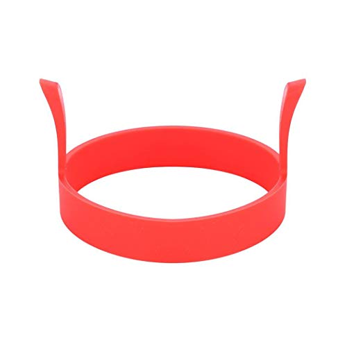 Keland High Temperature Round Shape Omelet Ring Egg Mold Kitchen Tool Egg Cookers from KELAND