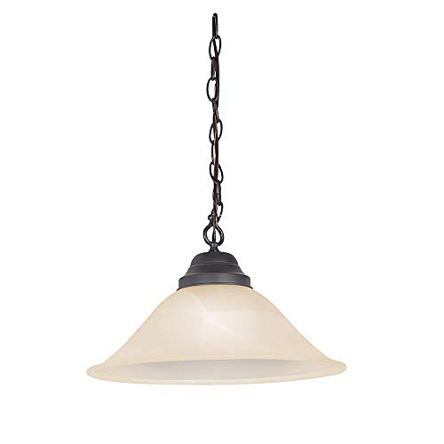 Design House 517664 Millbridge Swag Light, Oil Rubbed Bronze