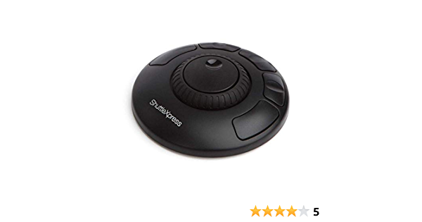 Contour Shuttlexpress Input Device, Black