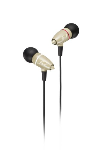 Final Audio Design Adagio II Creme Dynamic Driver Earphones, Creme