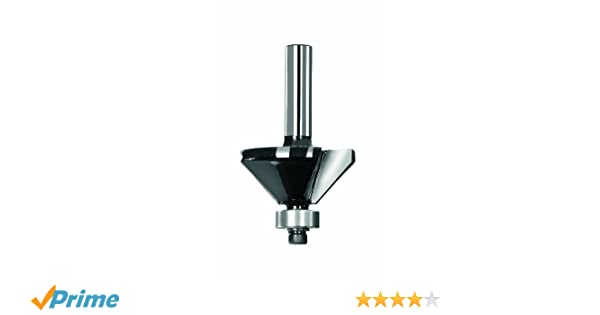 Bosch 2 609 256 607 - Fresas para biselar: Amazon.es: Bricolaje y herramientas