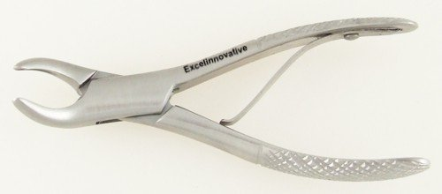 Extracting Forceps #151 1/2S, Pedodontic, Spring Action by SurgicalExcel