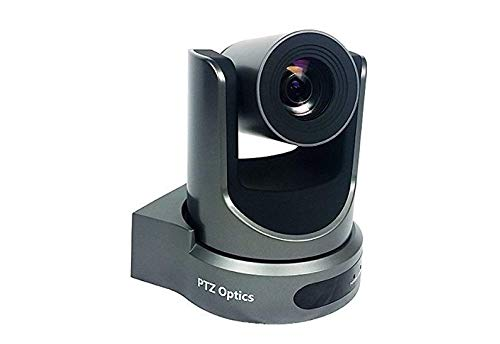 PTZOptics 2MP Full HD Indoor PTZ Camera, 20x Optical - Usb Zoom Camera Cable
