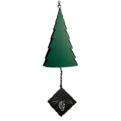 Pinecone Mountain (North Country Wind Bells Cadillac Mountain™ with Pine Cone - 3 Tones)