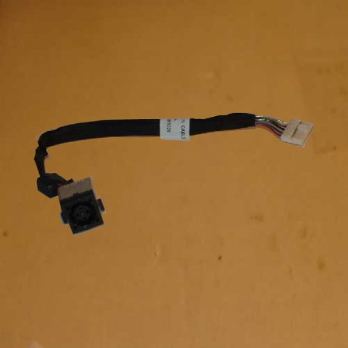 Genuine OEM AC DC Harness Power Jack Connector in DELL STUDIO 1440, 14, 14Z by Dell