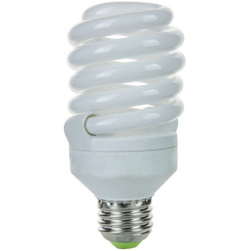 Sunlite SMS23F/50K SMS23F/50K 23-watt Super Mini Spiral Energy Saving Medium Base CFL Light Bulb, Super -