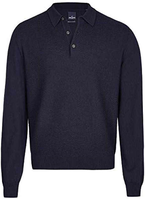 Daniel Hechter męski klasyczny sweter dziergany - x-large: Odzież