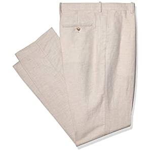 Best Epic Trends 31A%2BC2C%2Br2L._SS300_ Perry Ellis Big & Tall Linen Suit Pant Men's Big and Tall