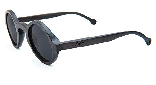 Balearic Eyewear de technologie bois Formentera l'application A040 libre et NFC la avec soleil Collection de Lunettes Black Fuster's gp1WEOnRR