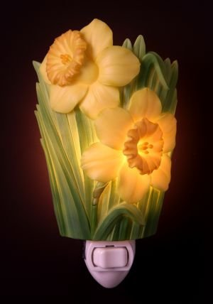 (Jonquils Nightlight - Flowers of Light Collection by Ibis & Orchid Designs)