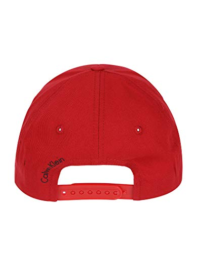 Klein One Calvin Size Rosso Cap Twill 6S8OS