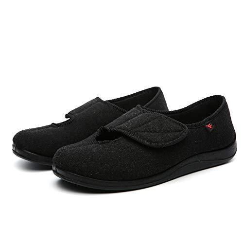 Noir 40 couleur Zhrui Shoes Eu Noir Taille wY7qUSP