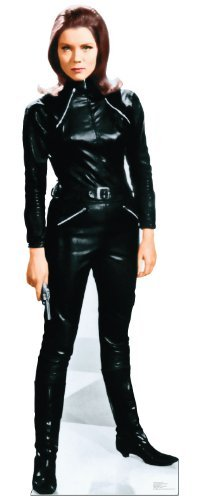 The Avengers - Emma Peel Lifesize Standup Poster Stand Up 24 x 75in by Hollywoodprop by Hollywoodprop