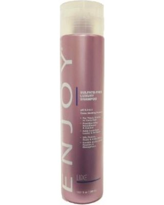 Enjoy Professional Hair Care Sulfate-Free Luxury Shampoo, 10.1 Ounce