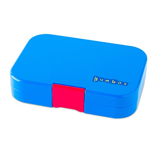 yumbox baja blue leakproof bento lunch box container for. Black Bedroom Furniture Sets. Home Design Ideas