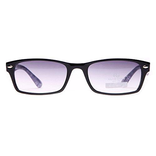 MKY Classic Small Rectangular Sunglasses Narrow - Sunglasses Rectangular Narrow