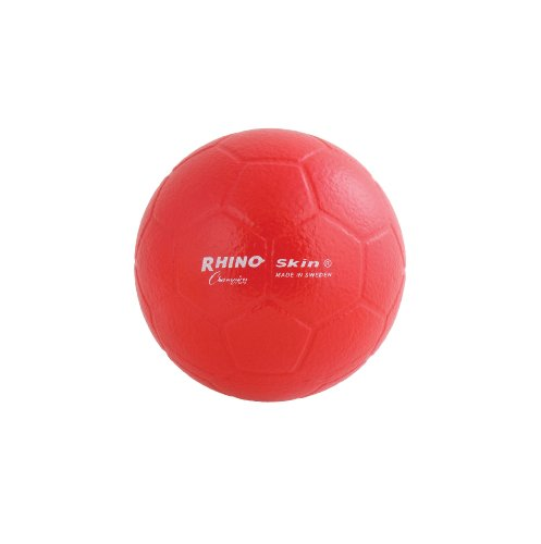 Champion Sports Rhino Skin Mini Molded Foam Mini Soccer Ball/Handball