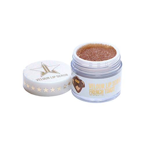 cs Velour Lip Scrub, Limited Edition Holiday 2018, French Toast ()