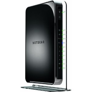 NETGEAR N900 WIRELESS DUAL BAND GIGABIT ROUTER 450+450 Mbps Ultimate WiFi Speed , Share Two USB Printer and Storage, Separate &