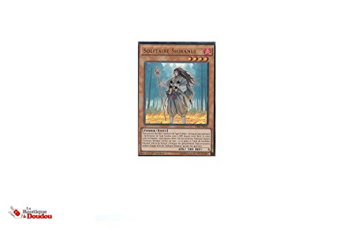 Yu-Gi-Oh! - Shiranui Solitaire (TDIL-EN031) - The Dark Illusion - 1st Edition - Ultra Rare