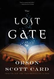 Download The Lost Gate (Mither Mages) 1st (first) edition Text Only ebook