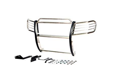 Hunter Premium Truck Accessories Stainless Steel Grille Guard Fits 09-18 Nissan Xterra / 09-18 Frontier / 08-12 Pathfinder