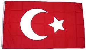 Bandera/bandera Imperio Otomano 90 x 150 cm eysee: Amazon.es: Deportes y aire libre
