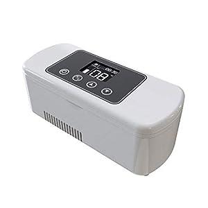 Dison 2018 New Upgrade Portable Insulin Refrigerator Box Keeping 2-25°C Reefer Mini Car Drug Cooler Insulin Pen Storage Box (Upgrade Design)