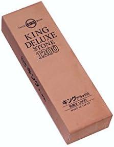 キングデラックス No.1200(標準型) 207x66x34 粒度:#1200 中仕上げ用