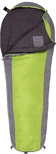 Sports Sports Trailhead 20F Ultralight Sleeping Bag, Green/Grey by Sleeping Bag