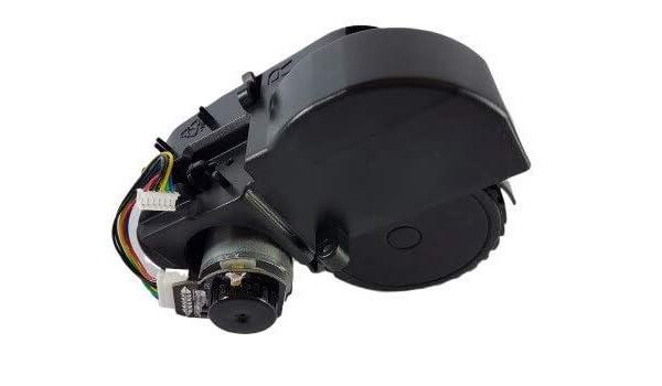 EPIEZA Rueda Derecha (R) para Robot Aspirador CECOTEC Conga 990 y ...