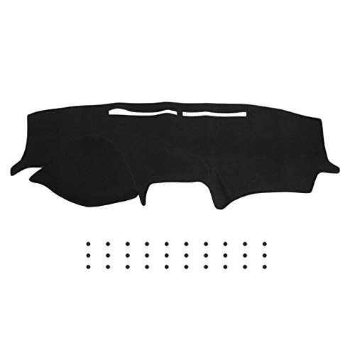 Durable Car Dashboard Cover Mat Sun Shade Dash Board Pad Carpet for Acura TL 2004-2008 Avoid Light Instrument
