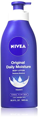 Nivea Lotion Original Daily Moisture 16.9 Ounce Pump