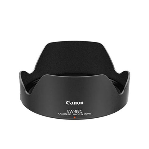 Canon EW-88C Lens Hood for EF 24-70mm f/2.8L II USM with 3 Filter (UV/ND8/CPL) Set + Accessory Kit by Canon (Image #2)