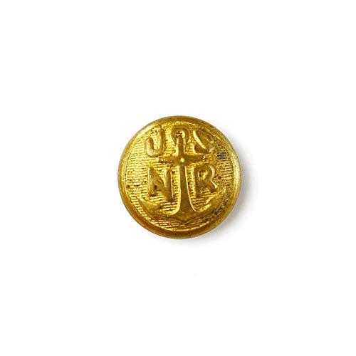 United States Naval Reserve Vintage Lapel Pin - Handmade