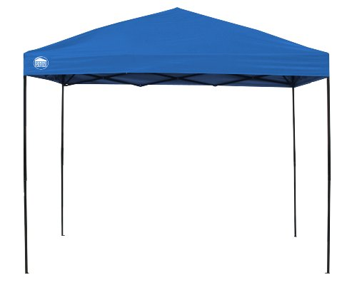 Shade Tech II ST100 10'x10' Instant Canopy - Blue by Quik Shade