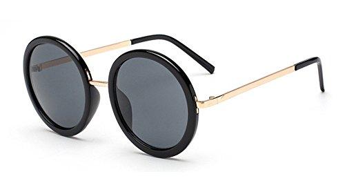 technolog gafas de sol de mujer gafas mujer Oculos marca sol revestimiento Vintage Retro ronda C3 qbling Nueva de diseñador dw4xY07d